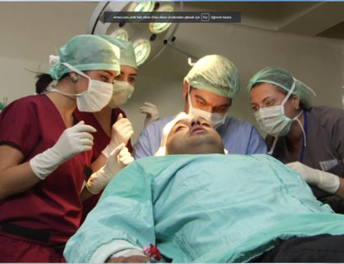 Özel Gazi Hastanesi Saç Ekimi Tanıtım