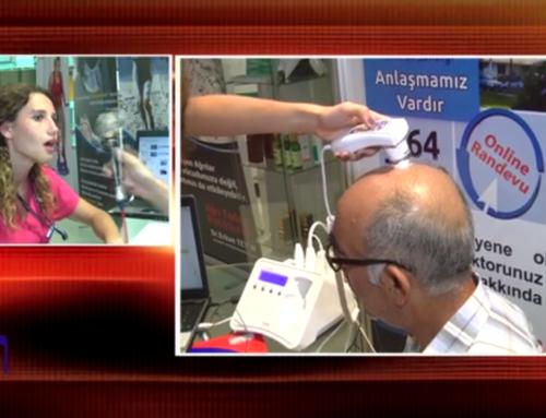 82. İzmir enternasyonel fuarı özel gazi hastanesi (saç ekimi analiz )
