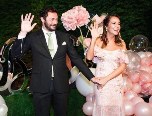 Ünlü şarkıcı nişanlandı!