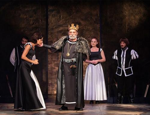 Alkışlar Haluk Bilginer'li Kral Lear'a